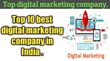 Top 10 best digital marketing company in india