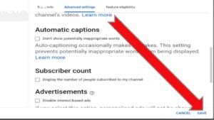 YouTube subscriber hide kaise kare